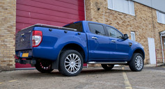 Ford Ranger Fitted With Renaissance