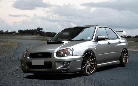 Subaru Impreza Fitted With BOLA CSR