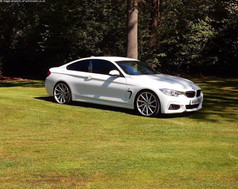 BMW 4 SERIES FITTED WITH BOLA ZZR