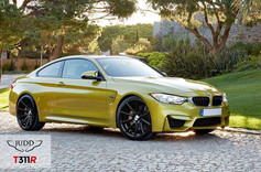 BMW M4 Fitted With Judd T311