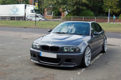 BMW M3 Fitted With MGM