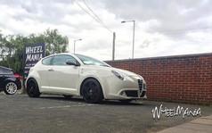 Alfa Romeo Mito Fitted With Bola B10
