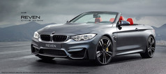 Bmw Fitted With GMP REVEN