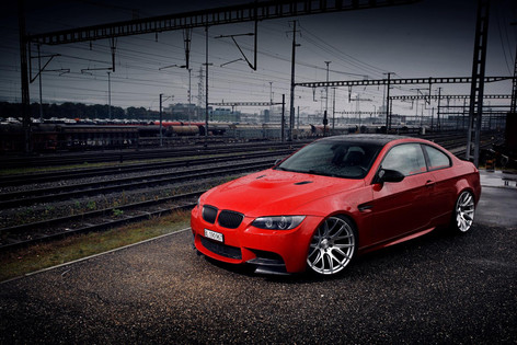 BMW M3 Fitted With 3SDM 0.01