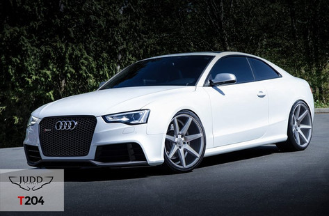 Audi RS5 Fitted With Judd T204