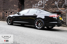 Jaguar XF Fitted With Judd T311