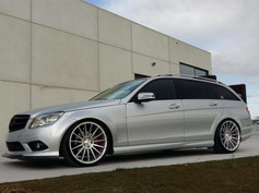 Mercedes C Class Fitted With V-FS19