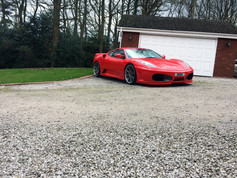 F430 Fitted With  DEVIANT 8.2