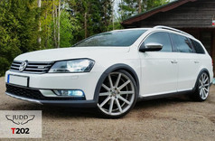 VW Passat Alltrack Fitted With Judd T202