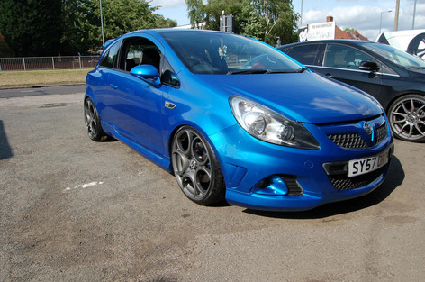 "Vauxhall Corsa Fitted With19"" Prodrive"