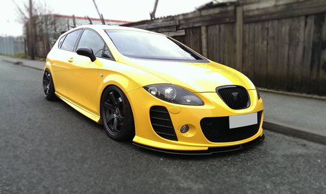 Seat Leon Cupra Fitted With BOLA B1