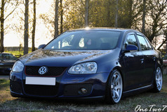 VW Jetta Fitted With Bola B1