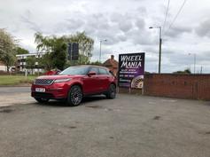 Range Rover Velar Fitted With velare vlr01