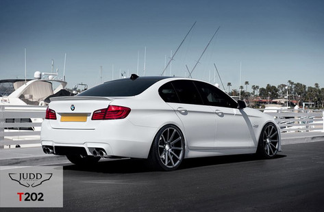 Bmw M5 Fitted With Judd T202