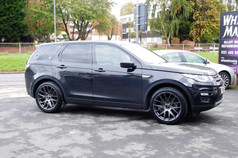 Discovery Sport fitted with 20 INCH Zito 935