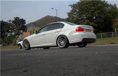 Bmw Fitted With Hub V20