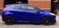FORD FOCUS Fitted With FOX 004