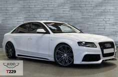 Audi S4 Fitted With Judd T229