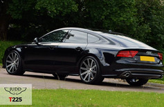 """Audi A7 Fitted With 20""""Judd T225"""