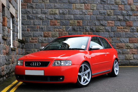 Audi S3 Fitted With Bola B2