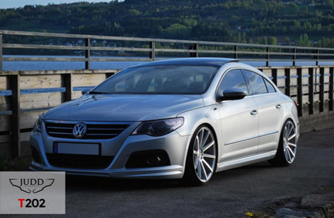 VW Passat CC Fitted With Judd T202