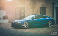 Audi A5 Fitted With 3SDM 0.08