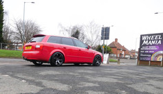 Audi A4 Fitted With Bola B1