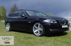 BMW 520 Fitted With Judd T203