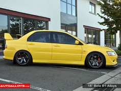 Subrau Fitted With BOLA B1