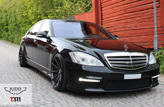 Mercedes S500 Fitted With Judd T311