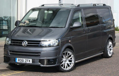 VW T5  Fitted With ZITO 935