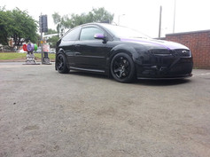 """Ford Focus Fitted With 18"""" Bola B1"""