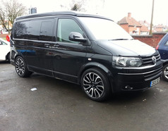 "VW T5  Fitted With 20"" Turbines"