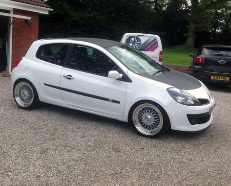 """REN CLIO Fitted With 18"""" VINTAGE"""