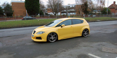 SEAT LEON Fitted With19 Prodrive