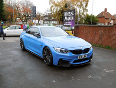 BMW M4 Fitted With Judd T229