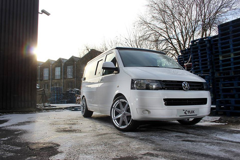 VW T5 Fitted With RV177