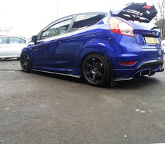 FORD FIESTA ST Fitted With BOLA B1
