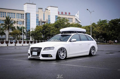 Audi S4  Fitted With 3SDM 0.08