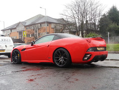 """Ferrari Fitted With 20"""" Mania Mayfair"""