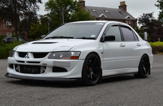 """MIT EVO Fitted With 18"""" BOLA B1"""