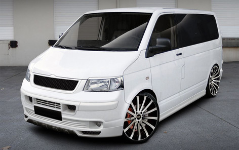 VW T5 Fitted With Bola XTR