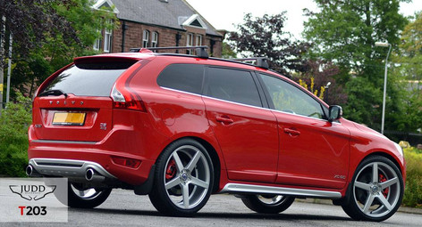 Volvo XC60 Fitted With Judd T203