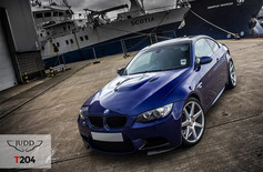Bmw M3 Fitted With JUDD T204