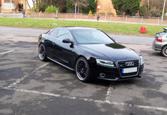 """Audi A5 Fitted With 20""""RADISSON"""