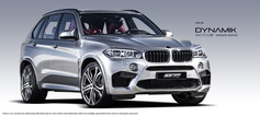Bmw x5 Fitted With GMP dynamik