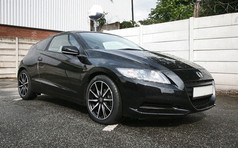 Honda CRZ  Fitted With Wolfrace Raptor