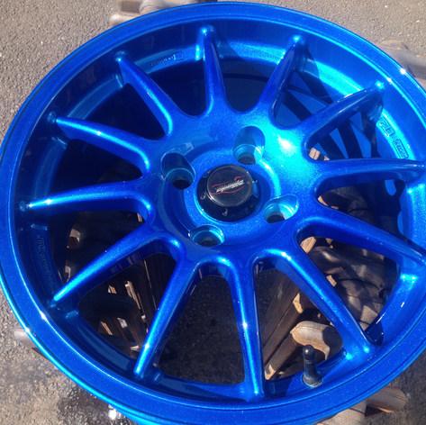 GLOSS CANDY METALLIC BLUE