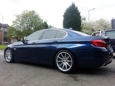 Bmw 5 Fitted With Calibre CCT