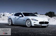 Maserati GranTurismo Fitted With Judd T325